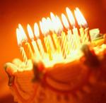 Время задувать свечи