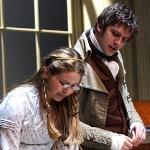 Джесси Кейв в театре: юное дарование