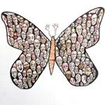Бабочка от Руперта Гринта поможет неизлечимо больным