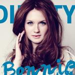 Бонни Райт в журнале Dirrty Glam