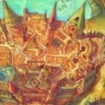 Иллюстрации Мари ГрандПре теперь и в продаже