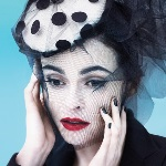 Хелена Бонэм Картер в журнале Vogue
