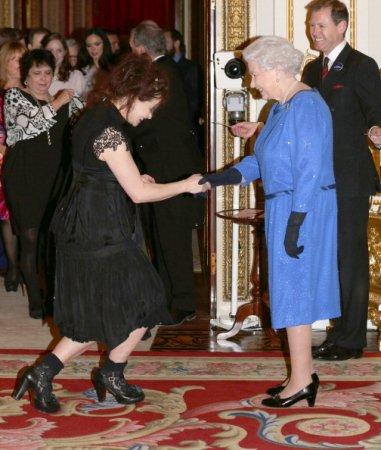 Прием у королевы