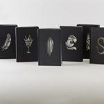 Лучший дизайн книг о Гарри Поттере от студентки из Венгрии