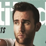 Мэттью Льюис в журнале Attitude