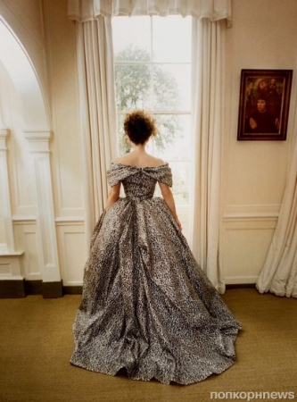 Хелена Бонем Картер в журнале Harper's Bazaar