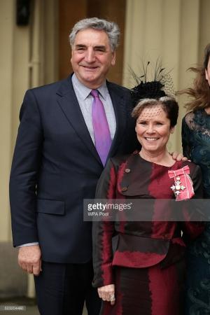 Имелда Стонтон получила орден Британской империи