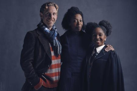 Проклятое дитя: промо семей Поттер, Уизли и Малфой