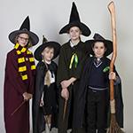 В новом году в десятый раз свои двери открывает Томский филиал Школы Чародейства и Волшебства «Хогвартс»