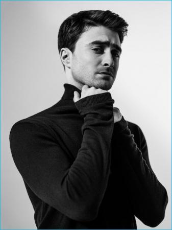 Дэниел Рэдклифф в журналах L'Officiel Hommes и GQ Style