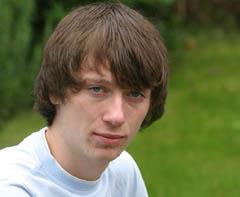 У меня есть фото актера, который будет играть молодого Снейпа в фильме