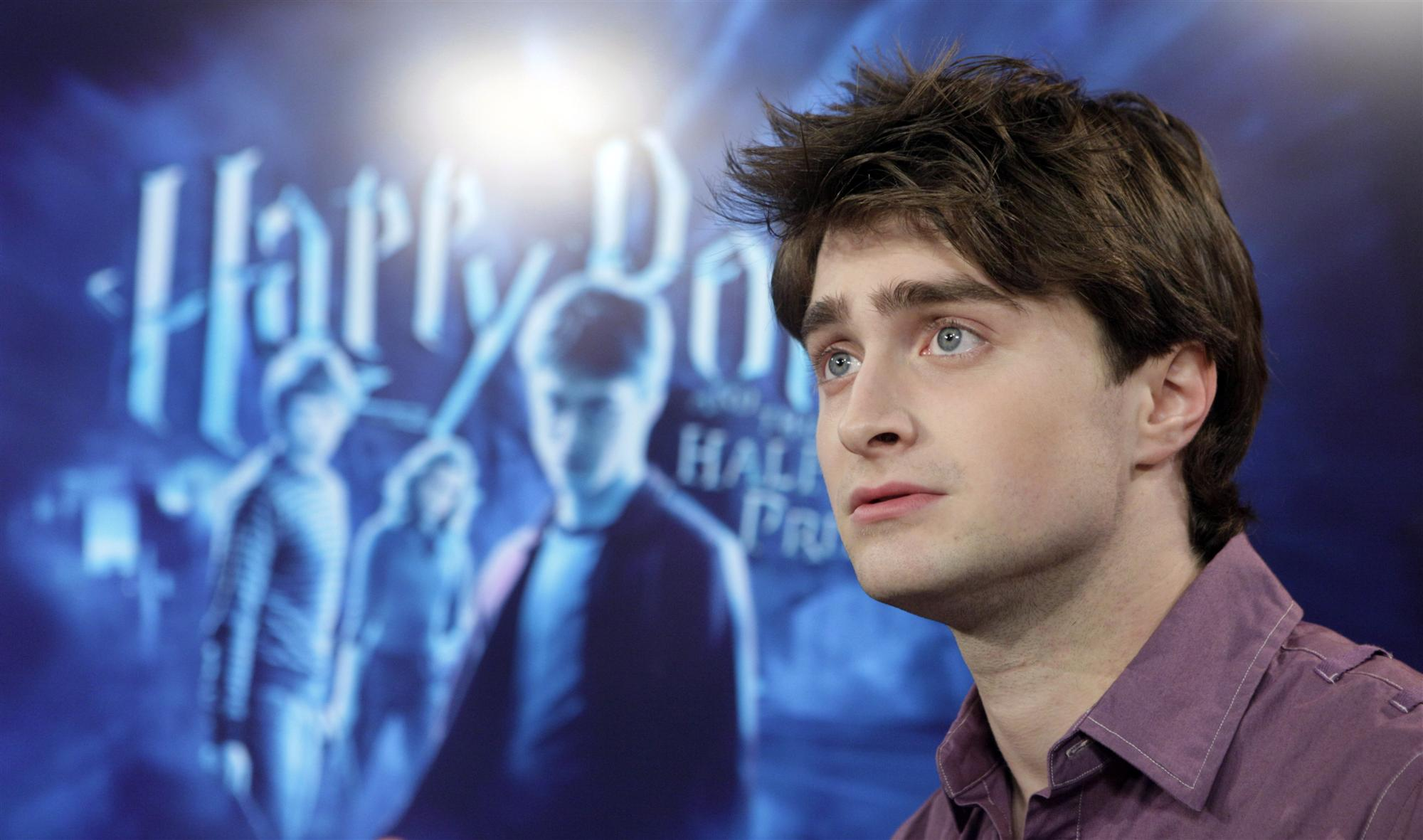 Harry potter  the deathly hallows: part 1 @ odeon leicester square in london