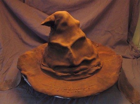 Торт картинки шляпа поттера