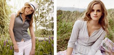 Коллекция одежды от Эммы Уотсон