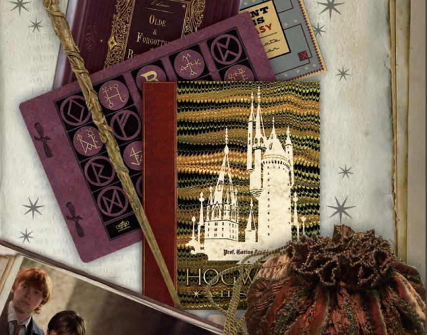 Совсем скоро выйдет новая книга о фильмах про Гарри Поттера. Книга