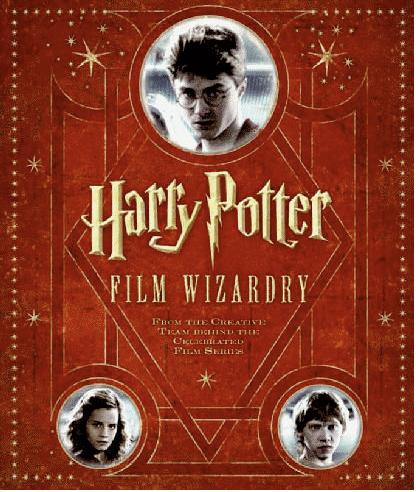 Теперь благодаря нескольким фото книги Harry Potter Film Wizardry мы