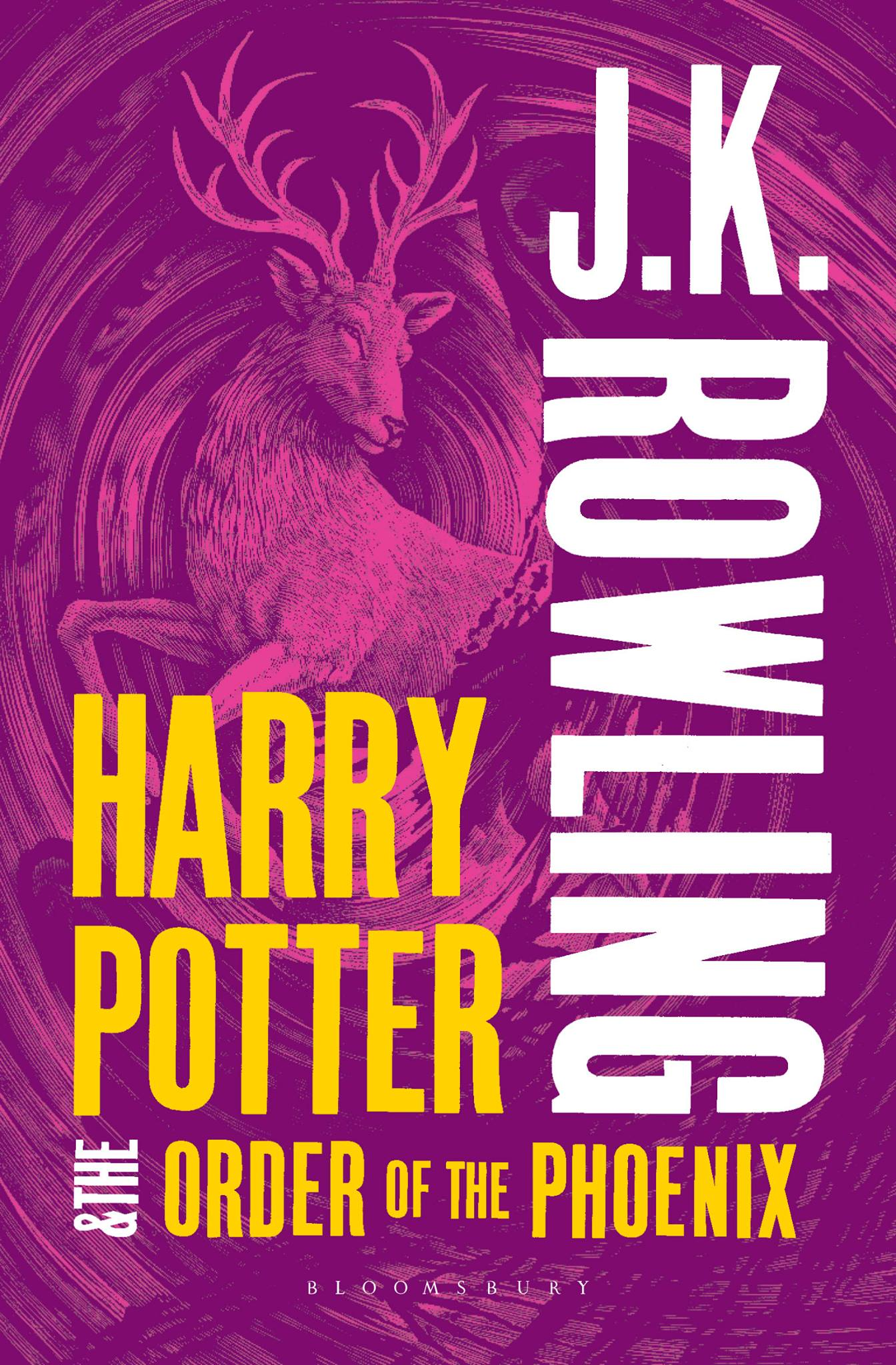 Представило новую обложку взрослого издания книги Гарри Поттер